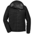 OR Men's Cathode Hooded Jacket black