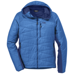 OR Men's Cathode Hooded Jacket glacier/baltic