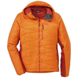 OR Men's Cathode Hooded Jacket bengal/diablo
