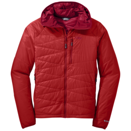OR Men's Cathode Hooded Jacket hot sauce/agate