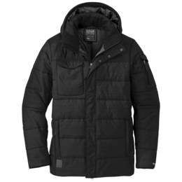OR Men's Ketchum Parka black