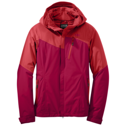 OR Women's Offchute Jacket flame/scarlet