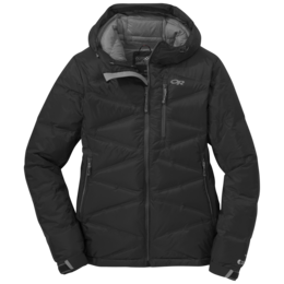 OR Women's Floodlight Down Jacket black