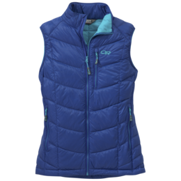 OR Women's Sonata Down Vest baltic/typhoon