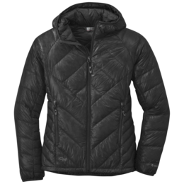 OR Women's Filament Hooded Down Jacket black