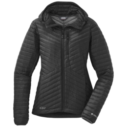OR Women's Verismo Hooded Down Jacket black
