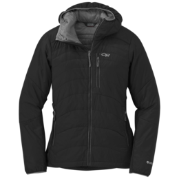 OR Women's Cathode Hooded Jacket black