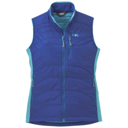 OR Women's Cathode Vest baltic/typhoon