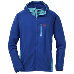 OR Men's Transition Hoody baltic/typhoon