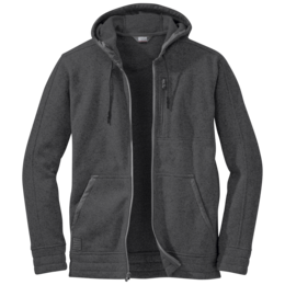 OR Men's Belmont Hoody charcoal