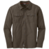 OR Men's Gastown L/S Shirt earth