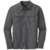 OR Men's Gastown L/S Shirt charcoal