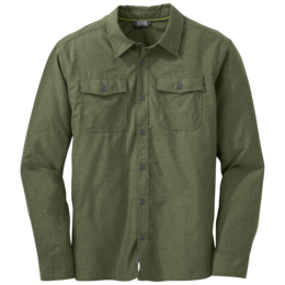 OR Men's Gastown L/S Shirt kale