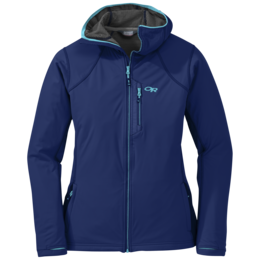 OR Women's Centrifuge Hoody baltic/typhoon