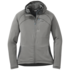 OR Women's Transition Hoody pewter/charcoal