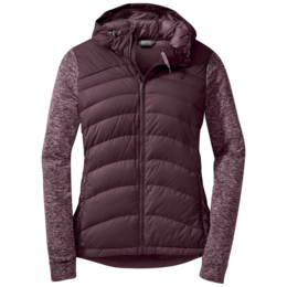 OR Women's Plaza Hoody pinot