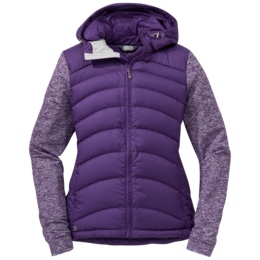 OR Women's Plaza Hoody elderberry