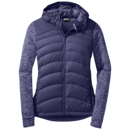 OR Women's Plaza Hoody blue violet