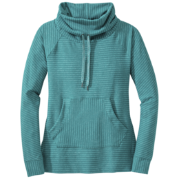 OR Women's Mikala L/S Shirt atlantis/sea