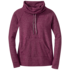 OR Women's Mikala L/S Shirt pinot/raspberry