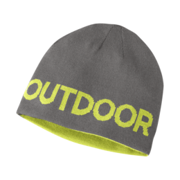 OR Booster Beanie pewter/lemongrass