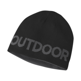 OR Booster Beanie black/charcoal