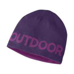 OR Booster Beanie elderberry/ultraviolet
