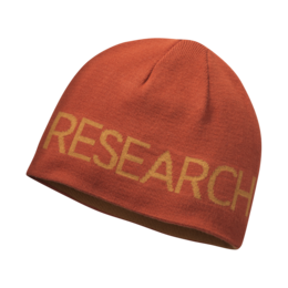 OR Booster Beanie burnt orange/pumpkin
