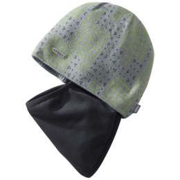 OR Igneo Facemask Beanie pewter/lemongrass