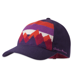 OR Women's Bias Cap ultraviolet/flame