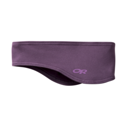OR Women's Melody Ear Band pacific plum