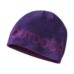 OR Kids' Booster Beanie elderberry/ultraviolet