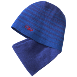 OR Kids' Adapt Facemask Beanie baltic