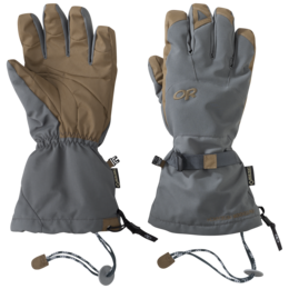 OR Alti Gloves charcoal/natural