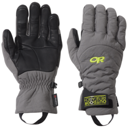 OR Lodestar Sensor Gloves pewter
