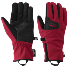 OR Men's Stormtracker Sensor Gloves chili