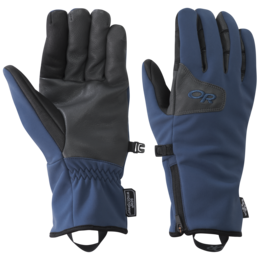 OR Men's Stormtracker Sensor Gloves dusk/charcoal