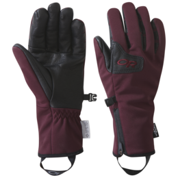 OR Women's Stormtracker Sensor Gloves raisin