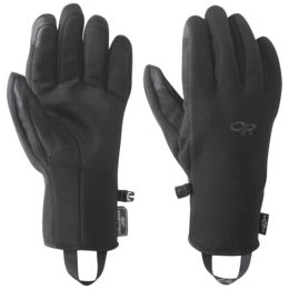 OR Men's Gripper Sensor Gloves black