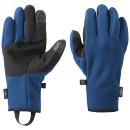 OR Men's Gripper Sensor Gloves cobalt