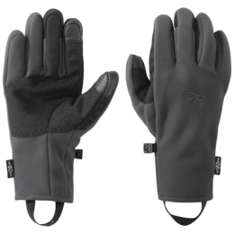 OR Men's Gripper Sensor Gloves charcoal