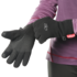 OR Women's Gripper Sensor Gloves black