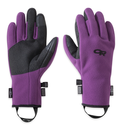 OR Women's Gripper Sensor Gloves orchid