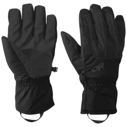 OR Men's Riot Gloves black