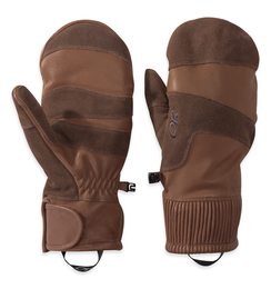 OR Men's Rivet Mitts coffee