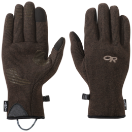 OR Men's Flurry Sensor Gloves earth