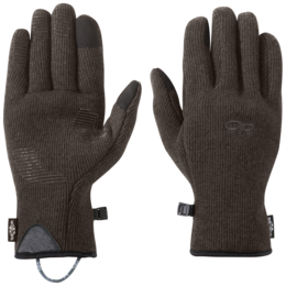 OR Men's Flurry Sensor Gloves grizzly brown