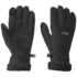 OR Women's Fuzzy Sensor Gloves black