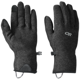 OR Men's Longhouse Sensor Gloves black
