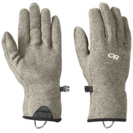 OR Men's Longhouse Sensor Gloves cairn